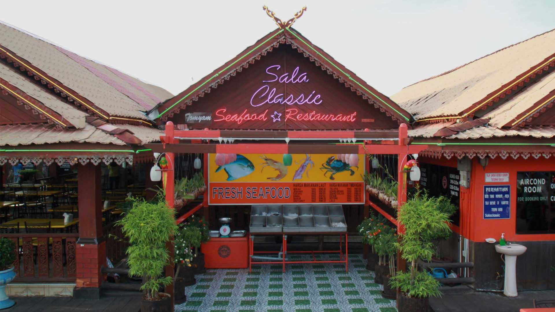 Restoran Sala Classic Front Cover